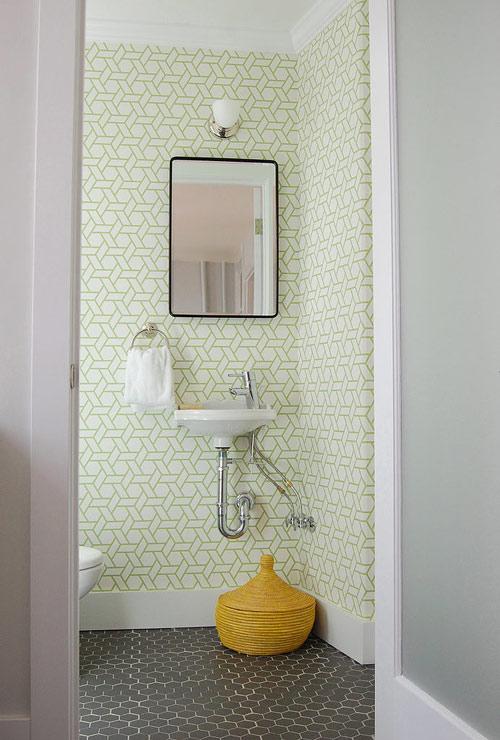 13 giải pháp cực đỉnh cho phòng tắm nhỏ - 13