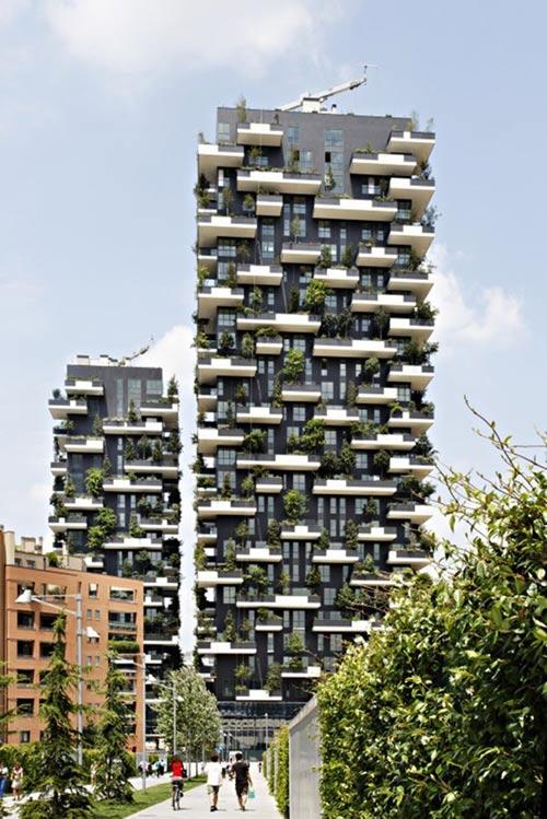 5 công trình xứng danh cao ốc đẹp nhất thế giới - 1