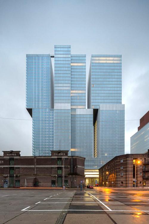 5 công trình xứng danh cao ốc đẹp nhất thế giới - 3