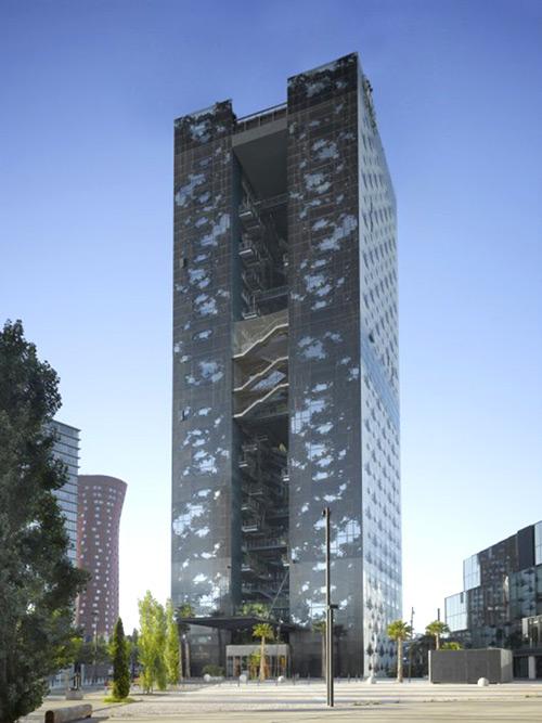 5 công trình xứng danh cao ốc đẹp nhất thế giới - 7