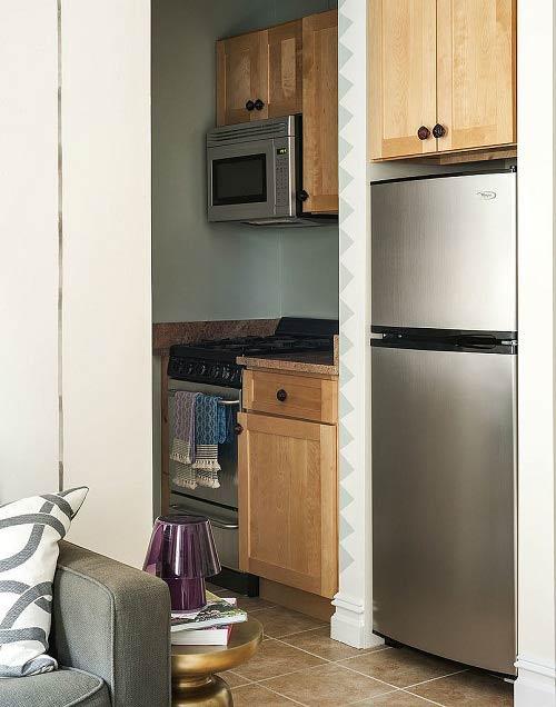 Cẩm nang cho nàng tha hồ trổ tài trong phòng bếp nhỏ - 2