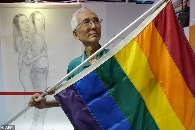 Đài loan là nơi đầu tiên của châu á hợp thức hóa hôn nhân đồng tính sau 30 năm đấu tranh - 2
