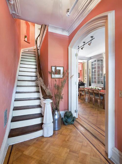 Dọn nhà đón thu cùng sắc đỏ san hô - 3