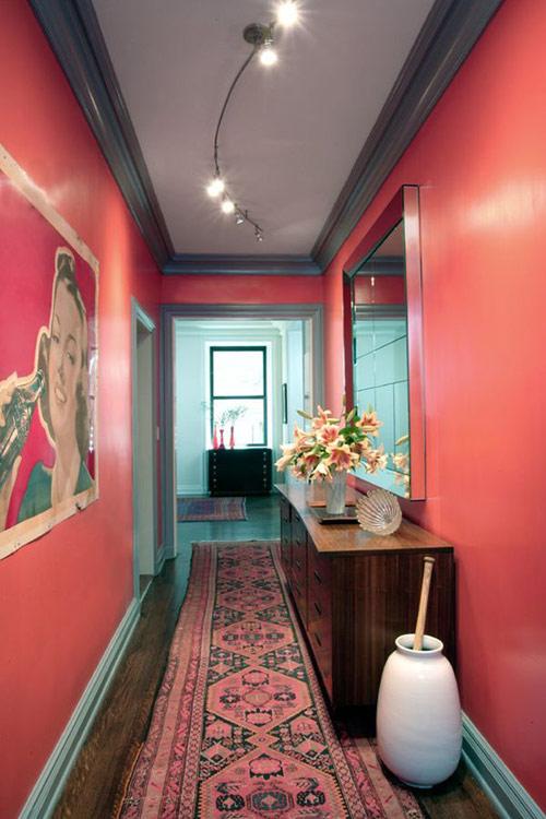 Dọn nhà đón thu cùng sắc đỏ san hô - 4