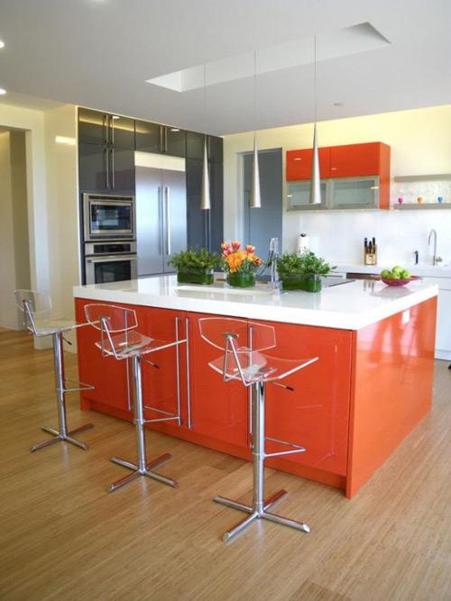 Dọn nhà đón thu cùng sắc đỏ san hô - 8