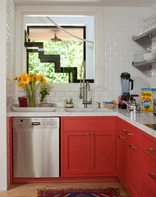 Dọn nhà đón thu cùng sắc đỏ san hô - 9