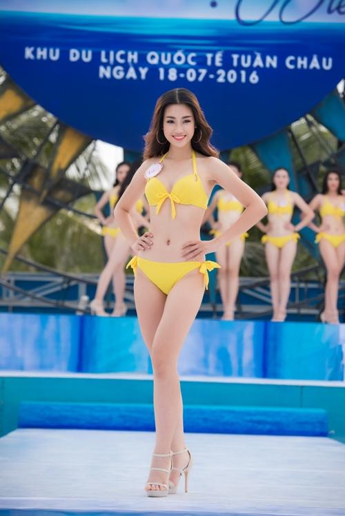 Hhvn 2016 top 36 thí sinh khoe body nóng bỏng hơn bao giờ hết - 2