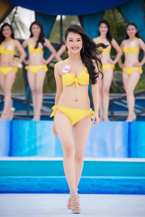 Hhvn 2016 top 36 thí sinh khoe body nóng bỏng hơn bao giờ hết - 7