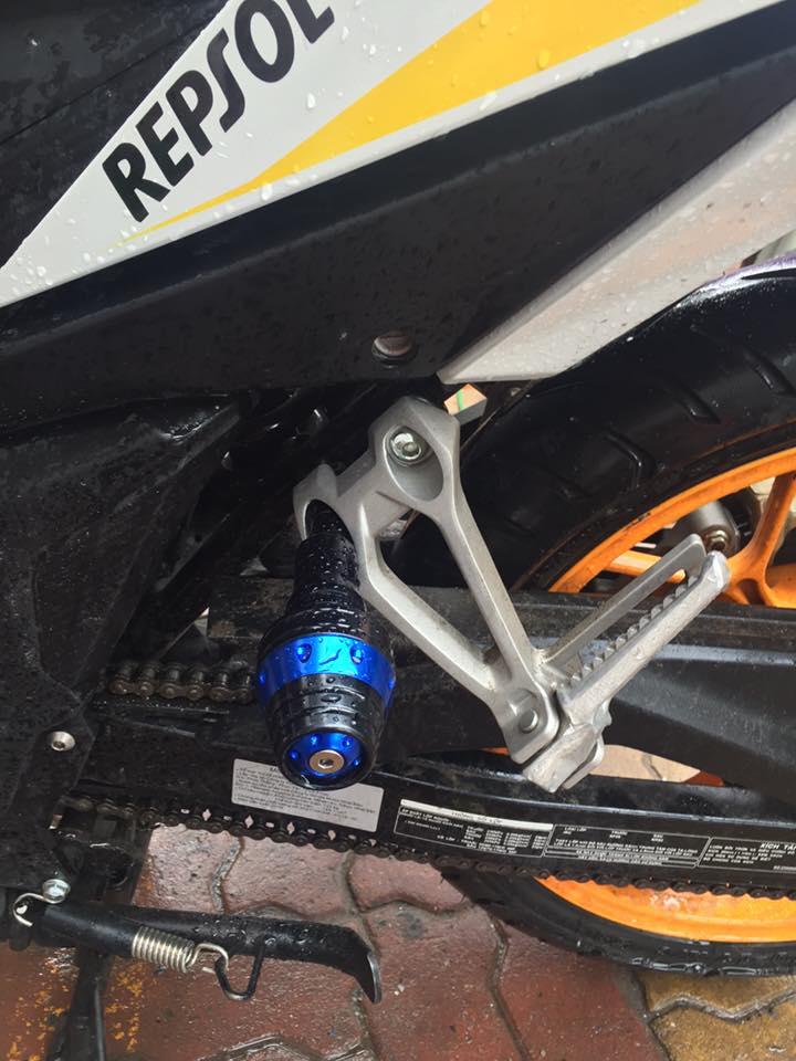 Honda winner 150 độ chất lừ với phong cách repsol - 6