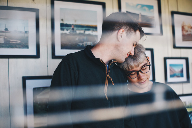 Phát ghen với chuyện tình của các cặp đôi đồng tính - 5