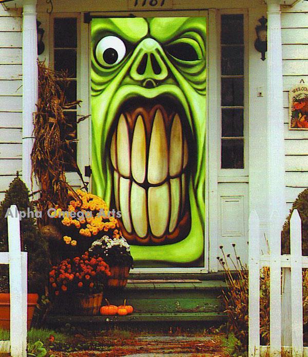 Phát hoảng trước những thứ đồ nội thất quái dị ngày halloween - 3