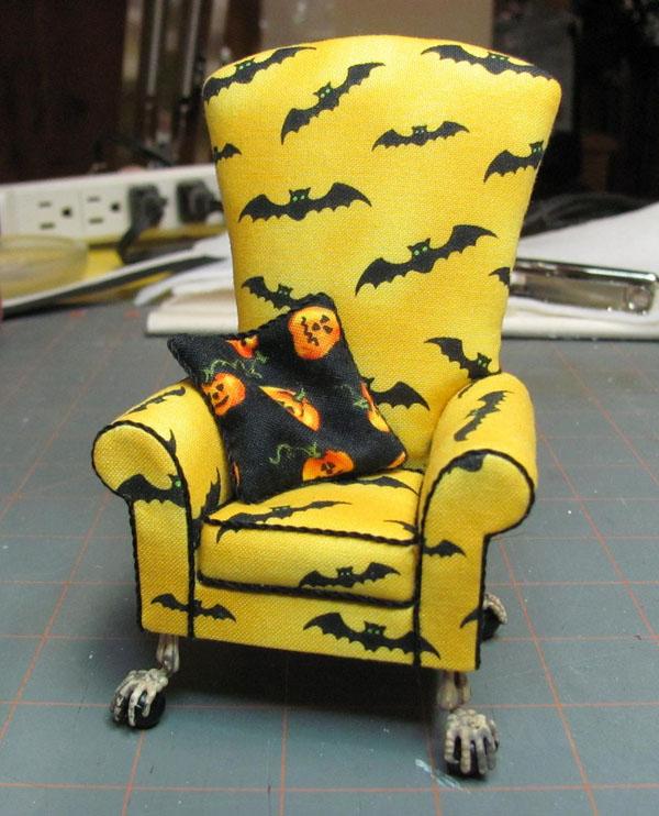 Phát hoảng trước những thứ đồ nội thất quái dị ngày halloween - 11
