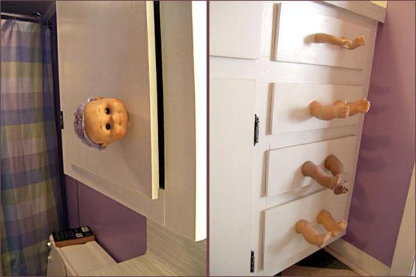 Phát hoảng trước những thứ đồ nội thất quái dị ngày halloween - 12