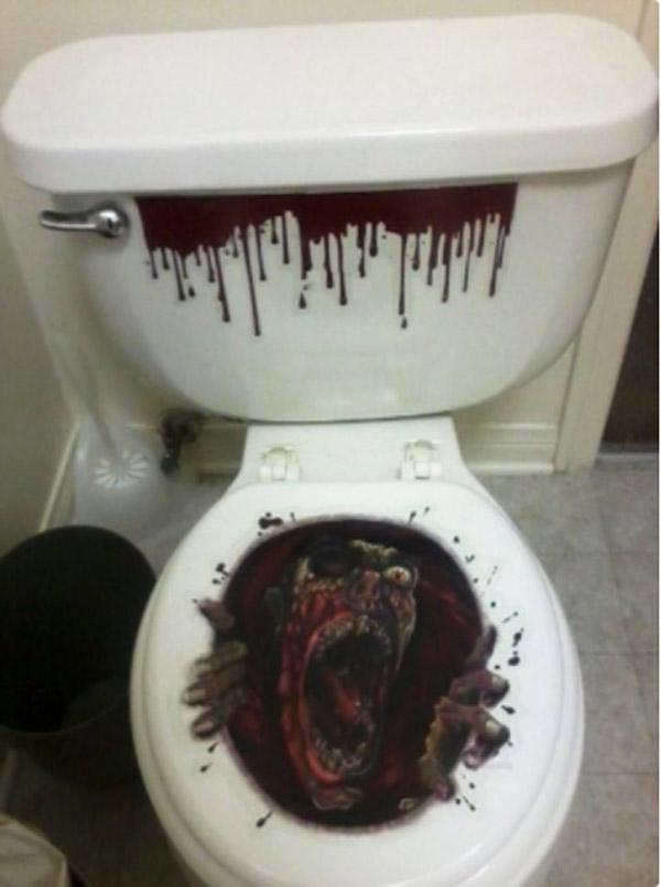 Phát hoảng trước những thứ đồ nội thất quái dị ngày halloween - 18