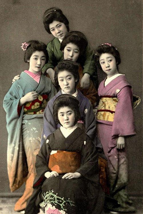 Sức hút từ trang phục truyền thống kimono - 4