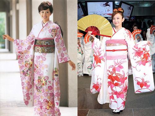 Sức hút từ trang phục truyền thống kimono - 9