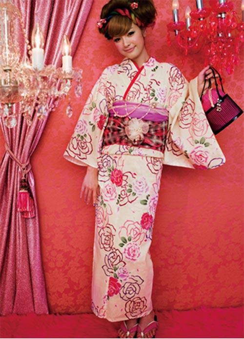 Sức hút từ trang phục truyền thống kimono - 11