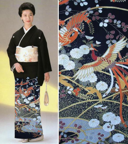 Sức hút từ trang phục truyền thống kimono - 13