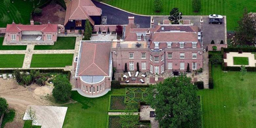 Beckham bán cung điện beckingham thu lời 300 tỷ - 2