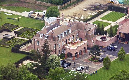 Beckham bán cung điện beckingham thu lời 300 tỷ - 3