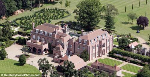 Beckham bán cung điện beckingham thu lời 300 tỷ - 4