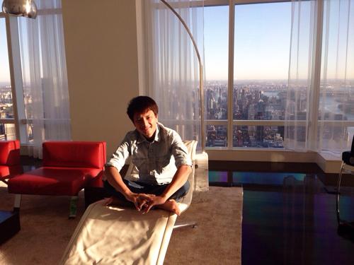 Ca sĩ việt khoe penthouse triệu đô tại mỹ - 3