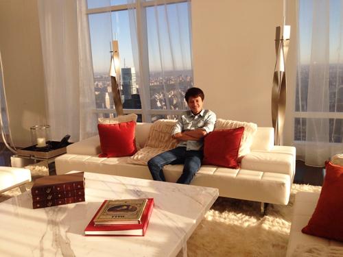 Ca sĩ việt khoe penthouse triệu đô tại mỹ - 5