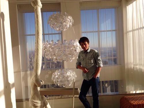 Ca sĩ việt khoe penthouse triệu đô tại mỹ - 7