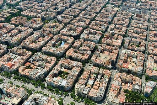 Kiến trúc eixample barcelona khác hẳn việt nam - 1