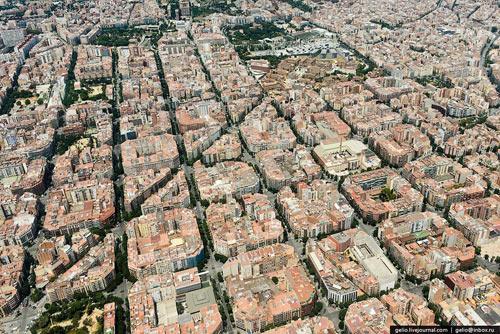 Kiến trúc eixample barcelona khác hẳn việt nam - 5