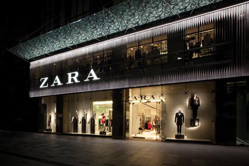 Ngạc nhiên với thu nhập ở hãng thời trang zara - 1
