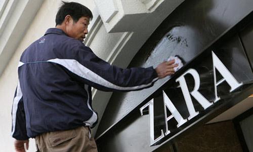 Ngạc nhiên với thu nhập ở hãng thời trang zara - 4