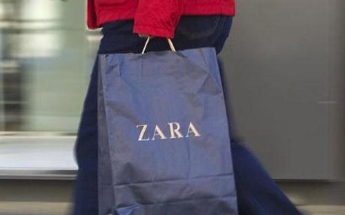 Ngạc nhiên với thu nhập ở hãng thời trang zara - 8