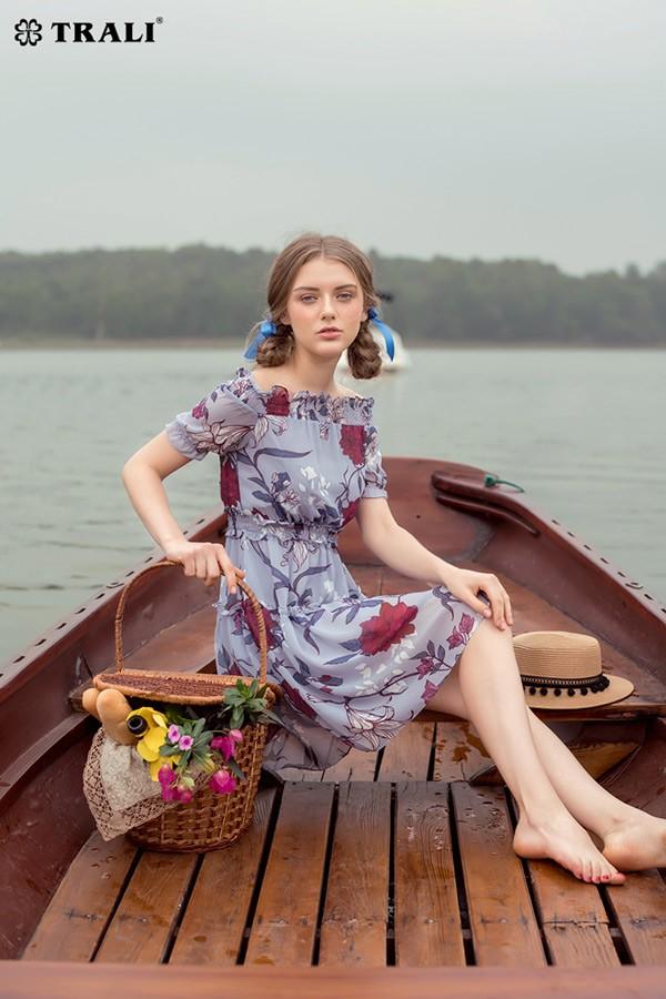 9 phong cách thời trang du lịch cho kỳ nghỉ lễ - 6