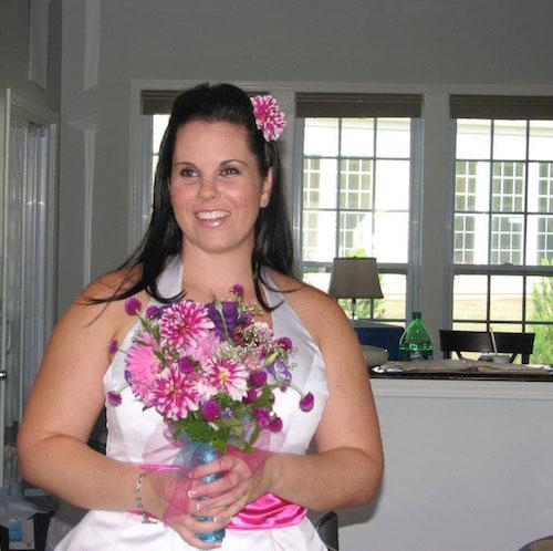 Cô gái giảm 39kg nhờ được chồng ủng hộ - 1