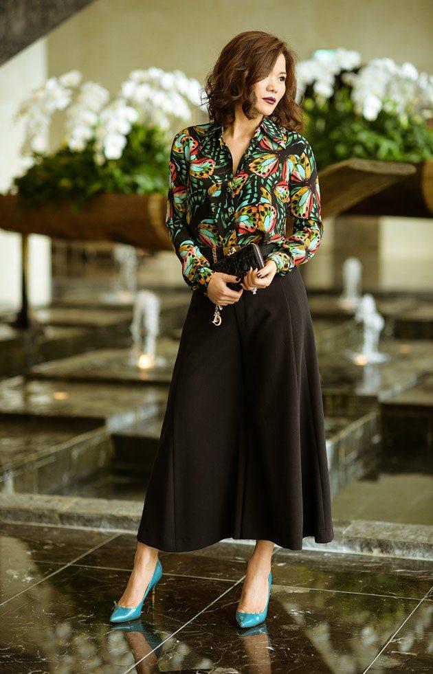 Helene hoài hóa quý cô mùa hè thanh lịch trong thiết kế của chính mình - 4