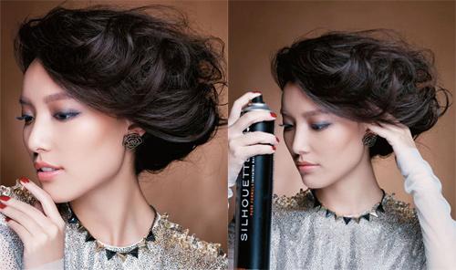 Học sao hoa ngữ làm tóc xinh mỗi ngày - 5