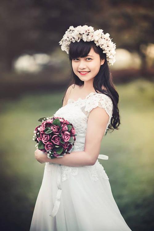 Mãn nhãn ngắm nữ sinh đẹp tựa thiên thần - 8