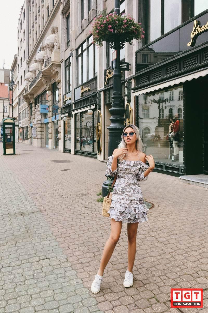 Ngắm street style cực chất của cô nàng nhiếp ảnh gia xinh đẹp rose nguyễn - 7