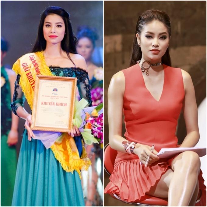 Những người đẹp lột xác nhờ đi theo style hoa hậu - 5