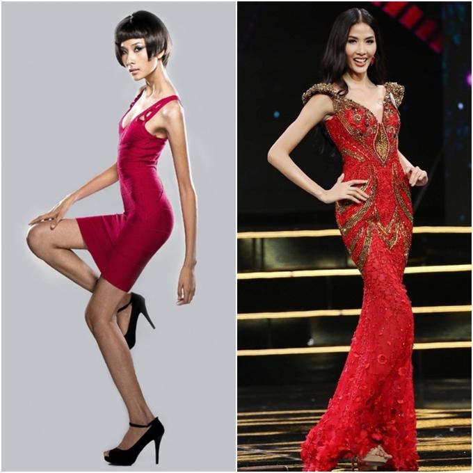Những người đẹp lột xác nhờ đi theo style hoa hậu - 30