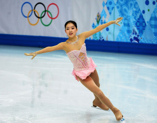 Những tư thế trượt băng nghệ thuật tuyệt đẹp - 4