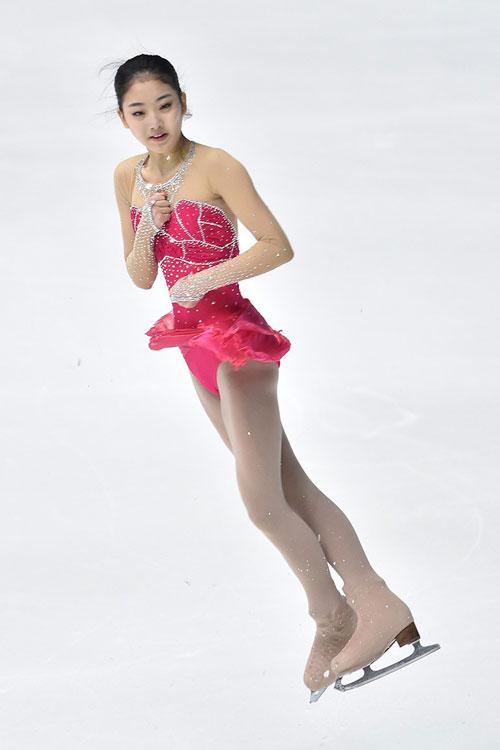 Những tư thế trượt băng nghệ thuật tuyệt đẹp - 5