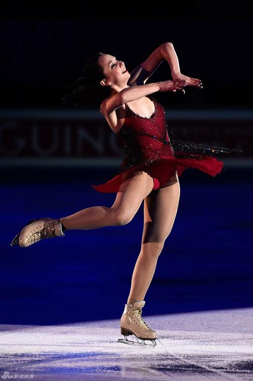 Những tư thế trượt băng nghệ thuật tuyệt đẹp - 11