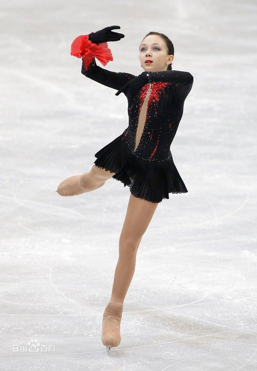 Những tư thế trượt băng nghệ thuật tuyệt đẹp - 13