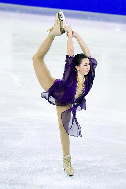 Những tư thế trượt băng nghệ thuật tuyệt đẹp - 14
