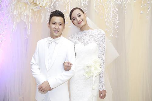 Tuần qua cô dâu tâm tít đẹp rạng ngời trong ngày cưới - 7