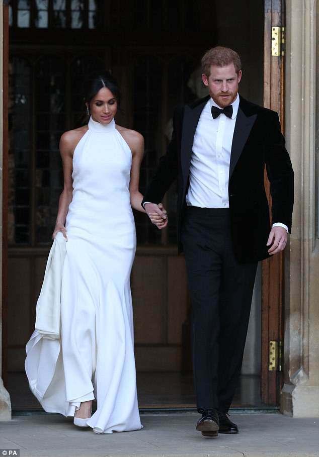 Váy cưới công nương meghan đã có phiên bản giá chỉ 700 nghìn - 2