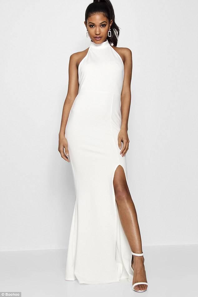 Váy cưới công nương meghan đã có phiên bản giá chỉ 700 nghìn - 4