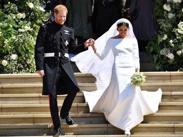 Váy cưới công nương meghan đã có phiên bản giá chỉ 700 nghìn - 6